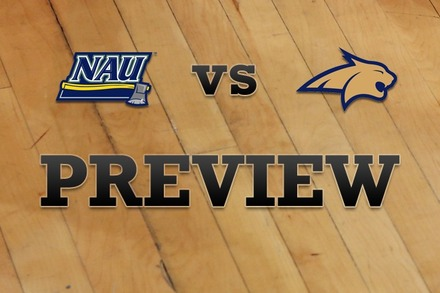 Northern Arizona vs. Montana State: Full Game Preview