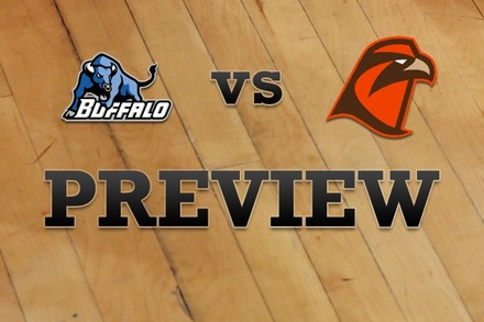 Buffalo vs. Bowling Green: Full Game Preview