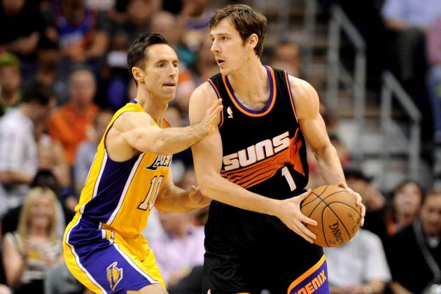 LA Lakers vs. Phoenix Suns: Live Score, Results and Game Highlights