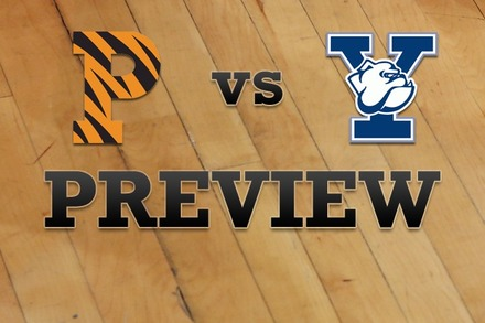 Princeton vs. Yale: Full Game Preview