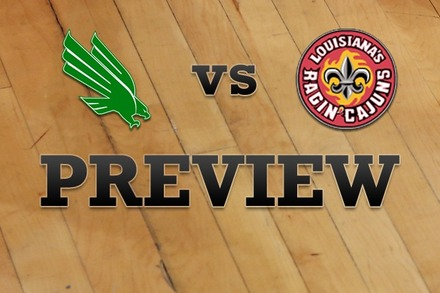 North Texas vs. LA Lafayette: Full Game Preview