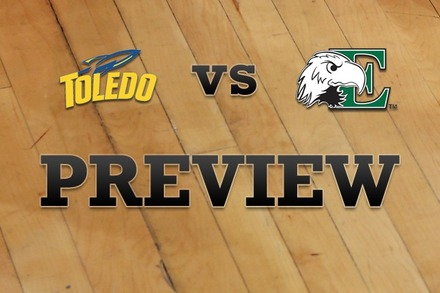 Toledo vs. Eastern Michigan: Full Game Preview