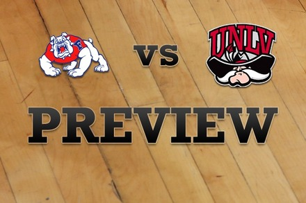Fresno State vs. UNLV: Full Game Preview