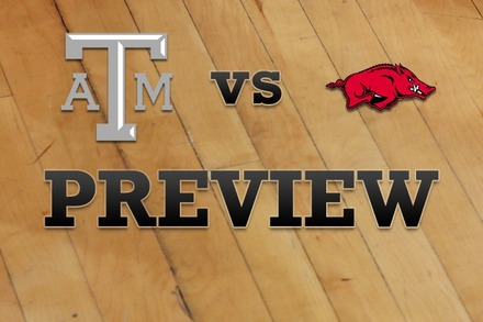 Texas A&M vs. Arkansas: Full Game Preview