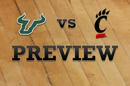 South Florida vs. Cincinnati: Full Game Preview