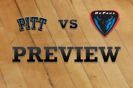Pittsburgh vs. DePaul: Full Game Preview