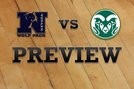 Nevada vs. Colorado State: Full Game Preview