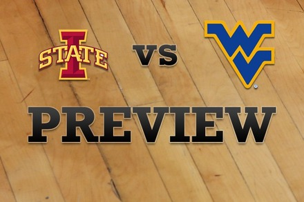 Iowa State vs. West Virginia: Full Game Preview