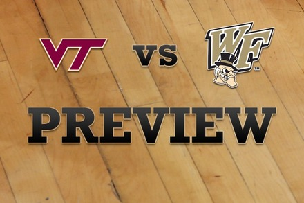 Virginia Tech vs. Wake Forest: Full Game Preview