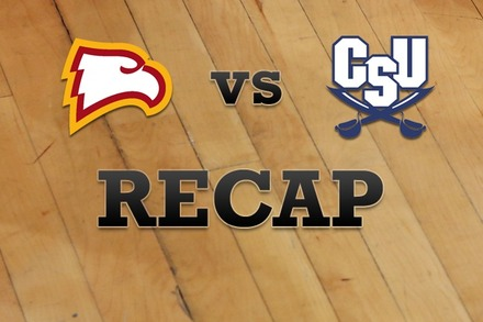 Winthrop vs. Charleston Southern: Recap, Stats, and Box Score