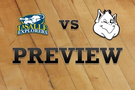 La Salle vs. Saint Louis: Full Game Preview