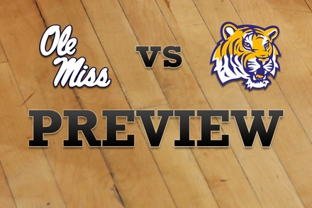 Mississippi vs. LSU: Full Game Preview