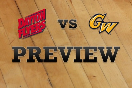 Dayton vs. George Washington: Full Game Preview
