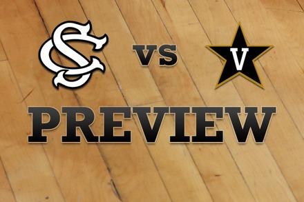 South Carolina vs. Vanderbilt: Full Game Preview