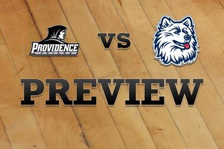 Providence vs. Connecticut: Full Game Preview