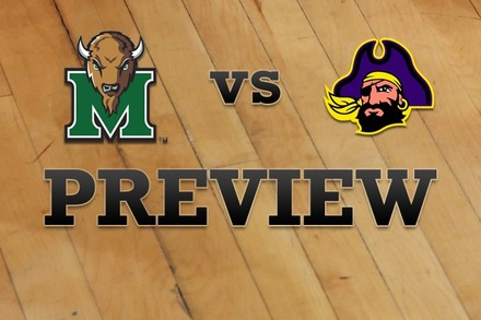Marshall vs. East Carolina: Full Game Preview