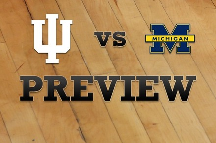 Indiana vs. Michigan: Full Game Preview