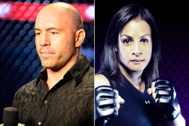 UFC's Joe Rogan to Transgender MMA Fighter Fallon Fox: 'You're a F***ing Man'