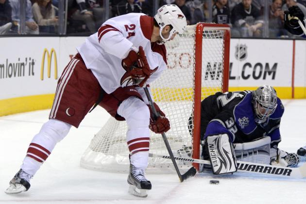 Kings 4, Coyotes 0