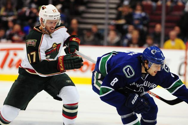 Wild Ends Rivalry, Tops Canucks