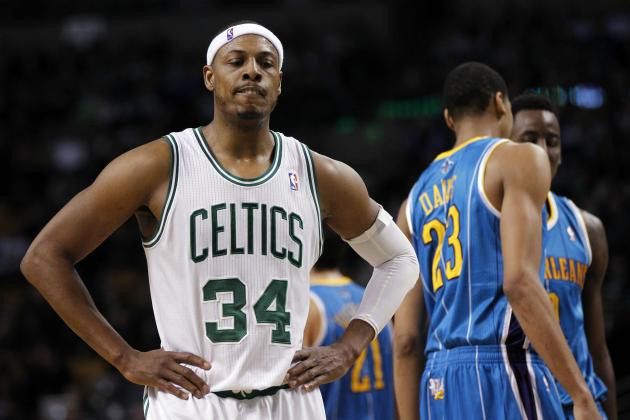 Boston Celtics vs. New Orleans Hornets: Preview, Analysis and Predictions