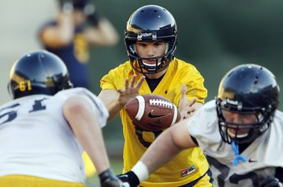 Sonny Dykes Hints That Zach Kline Is Gaining the Edge in QB Competition