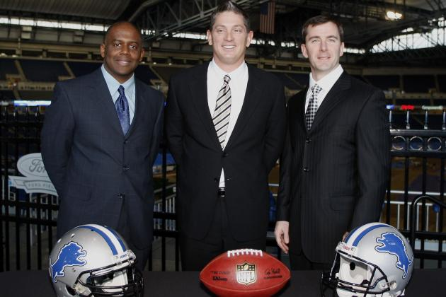 Detroit Lions: First Round Draft Options Narrowing Down