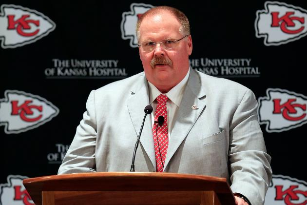 Breaking Down Andy Reid's Complete Overhaul of the Kansas City Chiefs
