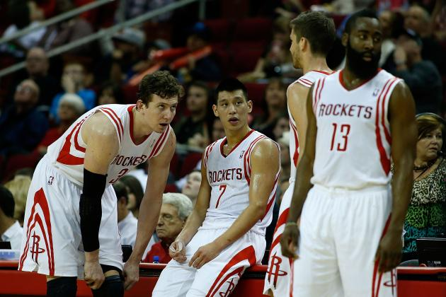 Are Houston Rockets NBA's Biggest Postseason Wild Card?