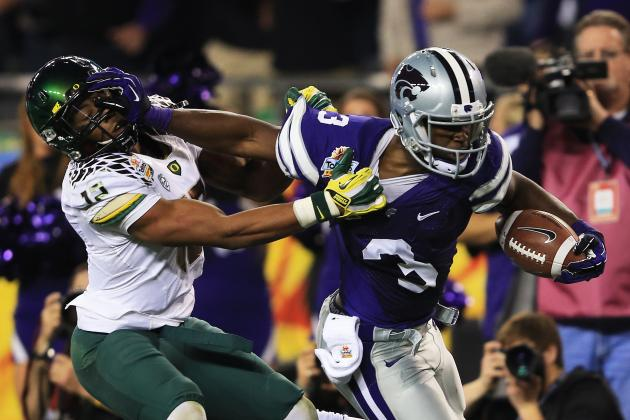 Why Chris Harper Is One Player Washington Redskins Must Grab in the NFL Draft