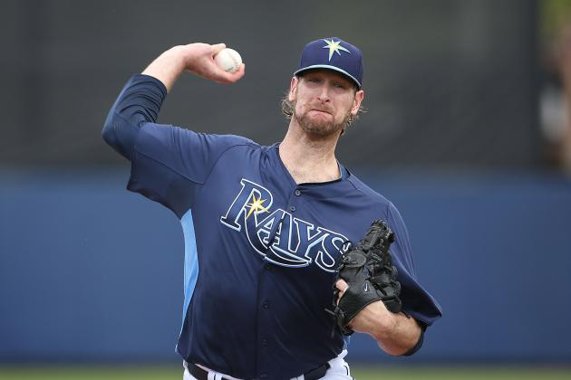 Why the Tampa Bay Rays Should Trade Jeff Niemann