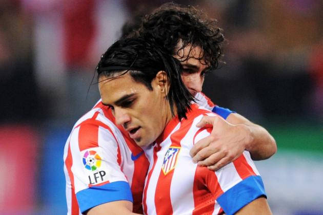 Radamel Falcao: Where Will the Atletico Madrid Striker Be Next Season?