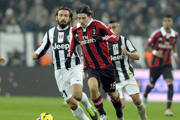 Serie A: Comparing Juventus, AC Milan and Inter Milan's Future Outlook