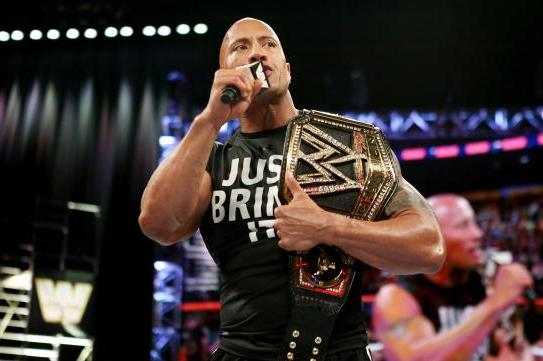 Why The Rock Devalues the WWE Title as a Part-Time Champion