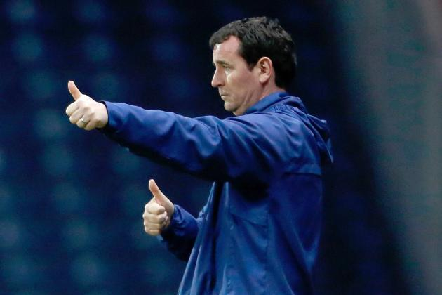 Former Hereford United Player Gary Bowyer Back in Charge of Blackburn Rovers