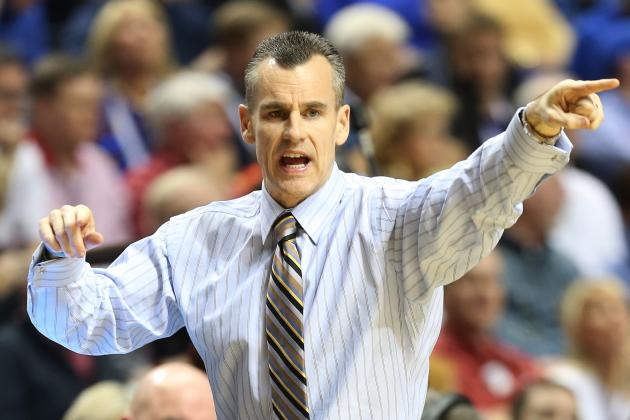 Donovan Garners SEC Coach of the Year Honor from AP; 5 Gators Claim Accolades