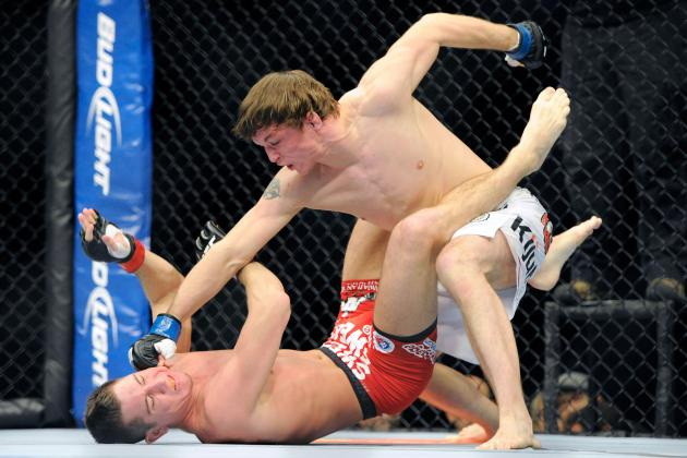 Darren Elkins Replaces Clay Guida, Meets Chad Mendes at UFC on FOX 7