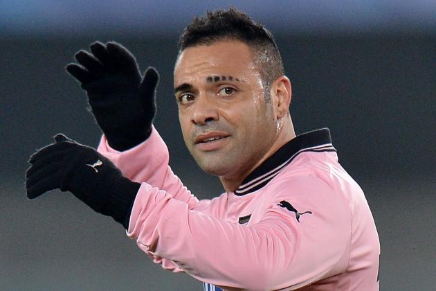 Palermo Chief Blasts Miccoli