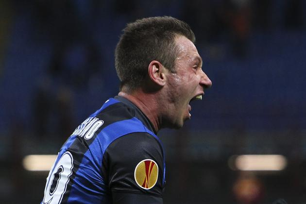 Cassano Names Son After Messi
