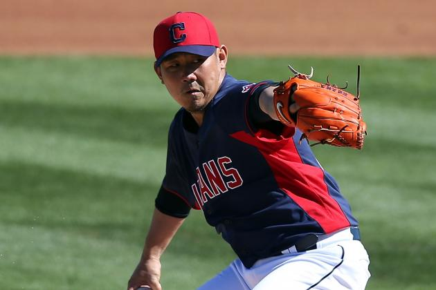 Dice-K, Matt Capps Won't Make Indians Roster but Still Might Stick Around