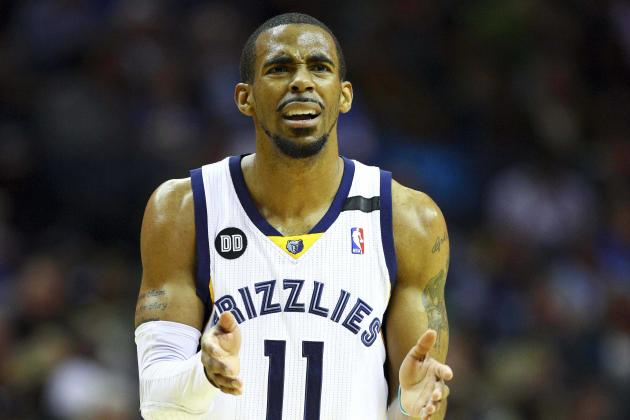 Mike Conley Leads Memphis Grizzlies Past Minnesota Timberwolves, 92-77