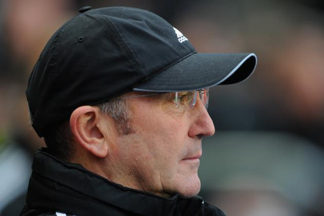 Tony Pulis Denies Reports He Is Considering His Future at Stoke City
