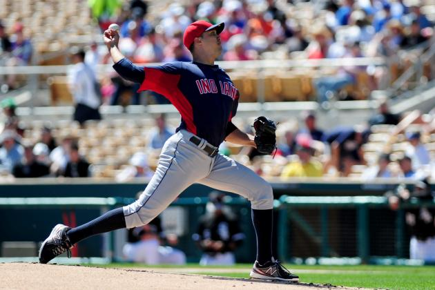 Ubaldo Jimenez Goes 5 1/3 as Indians Rally Late for Another Victory