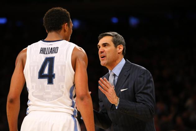 Villanova Won't Be Intimidated Opening Against UNC