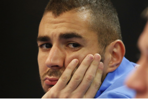 Benzema in National Anthem Row