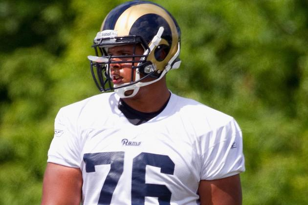 Rams Aren't Concerned About Switching Rodger Saffold's Position