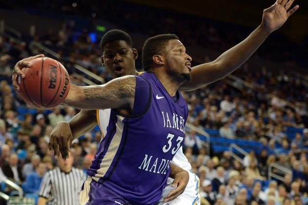 JMU Suspends Goins for First Half of NCAA Game