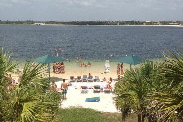 Life's Literally a Beach at FGCU