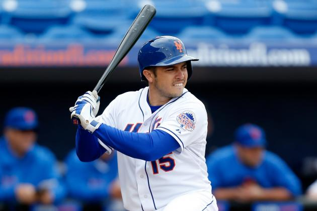 Mets, d'Arnaud Confident He'll Be Starter by Season's End