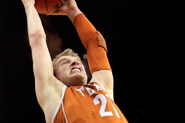 Texas Part of College Basketball Invitational